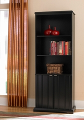 2-Door Bookcase - Baker Street - Inspirations by Broyhill - 136-121