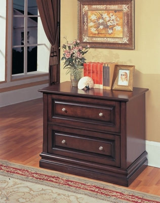 2 Drawer File Cabinet - Parker House - STE-475