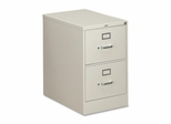2 Drawer Filing Cabinet in Light Gray - HON312CPQ