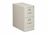 2 Drawer Filing Cabinet in Light Gray - HON312PQ
