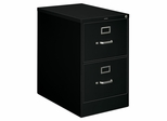 2 Drawer Legal File - Black - HONH322CP