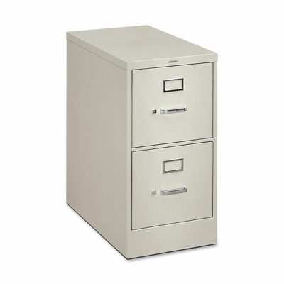 2 Drawer Letter File - Light Gray - HONH322Q