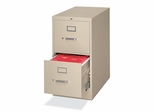 2 Drawer Letter File - Putty - HONH322L