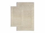 2-Piece Bath Rug Set in Ivory - Naples - 38241