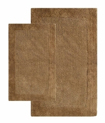 2-Piece Bath Rug Set in Linen - Bella Napoli - 40110