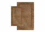 2-Piece Bath Rug Set in Linen - Naples - 38240
