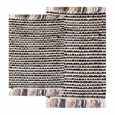 2-Piece Chindi Accent Rug Set in Earth - Stone Harbor - 41201