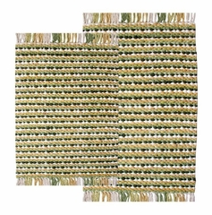 2-Piece Chindi Accent Rug Set in Herbal - Stone Harbor - 41198