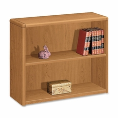 2-Shelf Bookcase - Harvest - HON10752C