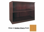 2 Shelf Bookcase in Golden Cherry - Mayline Office Furniture - VB2GCH