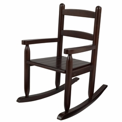 2-Slat Rocker in Espresso - KidKraft Furniture - 18153