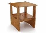 "22"" x 22"" End Table - Legare Furniture - OTAO-120"