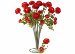 "23"" Ranunculus Stem (Set of 12) - Nearly Natural - 2108-RD"