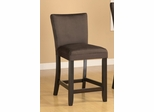"24"" Bar Chair (Set of 2) in Chocolate - Coaster - 100589CHO-SET"