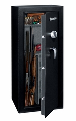 24 Capacity Gun Safe / Electronic Lock with Full Service Delivery- Sentry Safe - G2459E