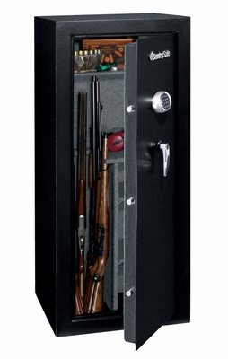 24 Capacity Gun Safe with Electronic Lock - Sentry Safe - G2459E