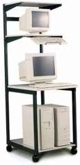 24 Inch E-LAN Computer Station - Mayline Office Furniture - 21124EZ