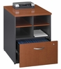 "24 "" Storage Unit - Series C Auburn Maple Collection - Bush Office Furniture - WC48504"