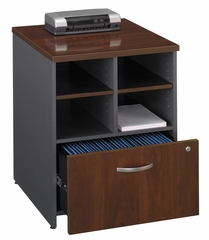 "24 "" Storage Unit - Series C Hansen Cherry Collection - Bush Office Furniture - WC24404"