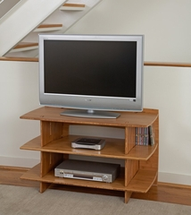 "24"" x 38"" Media Stand - Legare Furniture - STAO-115"