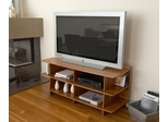 "24"" x 53"" Media Stand - Legare Furniture - STAO-120"