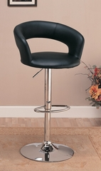 "29"" Bar Chair in Black - Coaster - 120346"