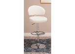 "29"" Bar Chair in White - Coaster - 120343"