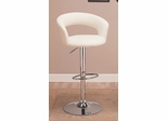 "29"" Bar Chair in White - Coaster - 120347"