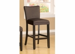 "29"" Bar Chair (Set of 2) in Chocolate - Coaster - 100590CHO-SET"