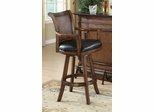 "29"" Bar Stool in Brown - Coaster - 100174"
