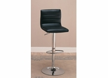 "29"" Bar Stool (Set of 2) in Black - Coaster - 120344-SET"