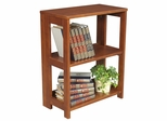 "29"" High Flip Flop Folding bookcase - ROF-HBCF2921"