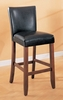 29 Inch Bar Stool (Set of 2) in Black - Coaster - COAST-11003871-SET