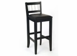 29 Inch Pub Stool in Black - Manhattan - 5123-89