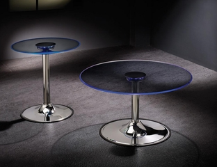 2PC LED Coffee and End Table Set - 701497