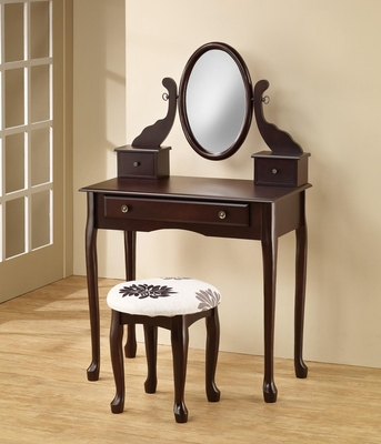 2PC Vanity Set with Tilting Mirror - 300286