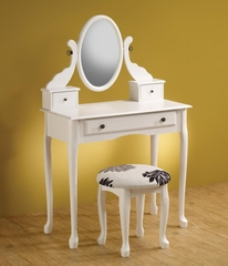 2PC Vanity Set with Tilting Mirror - 300288