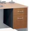 3/4 Pedestal - Series C Natural Cherry Collection - Bush Office Furniture - WC72490