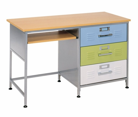 3-Drawer Desk - Locker Furniture Collection - 38-6704-997