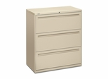 3-Drawer Lateral File - Putty - HON783LL