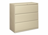 3-Drawer Lateral File - Putty - HON893LL