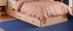 3 Drawer Mate's Bed - Alegria Collection - Nexera Furniture - 5600