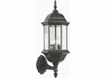 3 Light Wall Lantern - Kenroy Home - 16267GBRZ