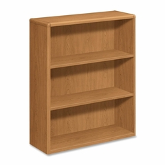 3-Shelf Bookcase - Harvest - HON10753C
