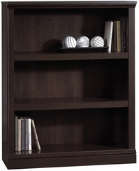 3-Shelf Bookcase in Cinnamon Cherry - Sauder Furniture - 411816