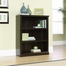 3 Shelf Bookcase in Jamocha Wood - Sauder Furniture - 410373