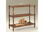3-Tier Console Table in Plantation Cherry - Butler Furniture - BT-1530024