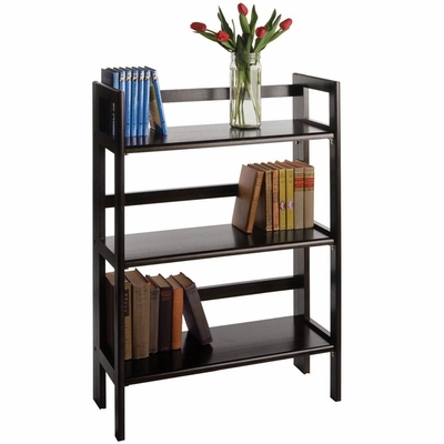 3-Tier Folding Shelf - Winsome Trading - 20896