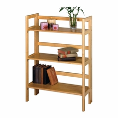 3-Tier Folding Shelf - Winsome Trading - 82896