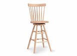 "30"" Copenhagen Swivel Stool - 285-30"